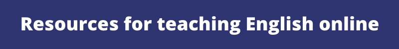 Resources for teaching online